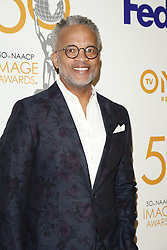 March 9, 2019 - Los Angeles, CA, USA - LOS ANGELES - MAR 9:  Donald Comer at the 50th NAACP Image Awards Nominees Luncheon at the Loews Hollywood Hotel on March 9, 2019 in Los Angeles, CA (Credit Image: © Kay Blake/ZUMA Wire)