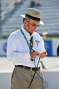 May 5-7, 2013 - Martinsville NASCAR Sprint Cup. Jack Roush CEO, and co-owner of Roush Fenway Racing