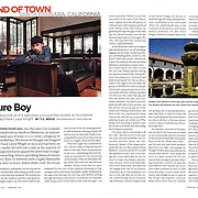 Published profile on author TC Boyle for Smithsonian magazine. Please direct your licensing inquiries to info@ToddBigelowPhotography.com or LicensingCompliance@ToddBigelowPhotography.com. Thank you.
