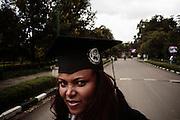 Studente, Addis Abeba 13 settembre 2014.  Christian Mantuano / OneShot