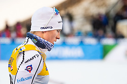 November 24, 2018 - Ruka, FINLAND - 181124 Oskar Svensson of Sweden looks dejected after competing in a men's sprint classic technique quarterfinal during the FIS Cross-Country World Cup premiere on November 24, 2018 in Ruka  (Credit Image: © Carl Sandin/Bildbyran via ZUMA Press)