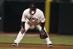 20100412 - Pittsburgh Pirates at San Francisco Giants (Major League Baseball)