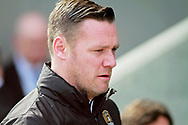 Manager Kevin Nolan before the EFL Sky Bet League 2 match between Chesterfield and Notts County at the Proact stadium, Chesterfield, England on 25 March 2018. Picture by Nigel Cole.
