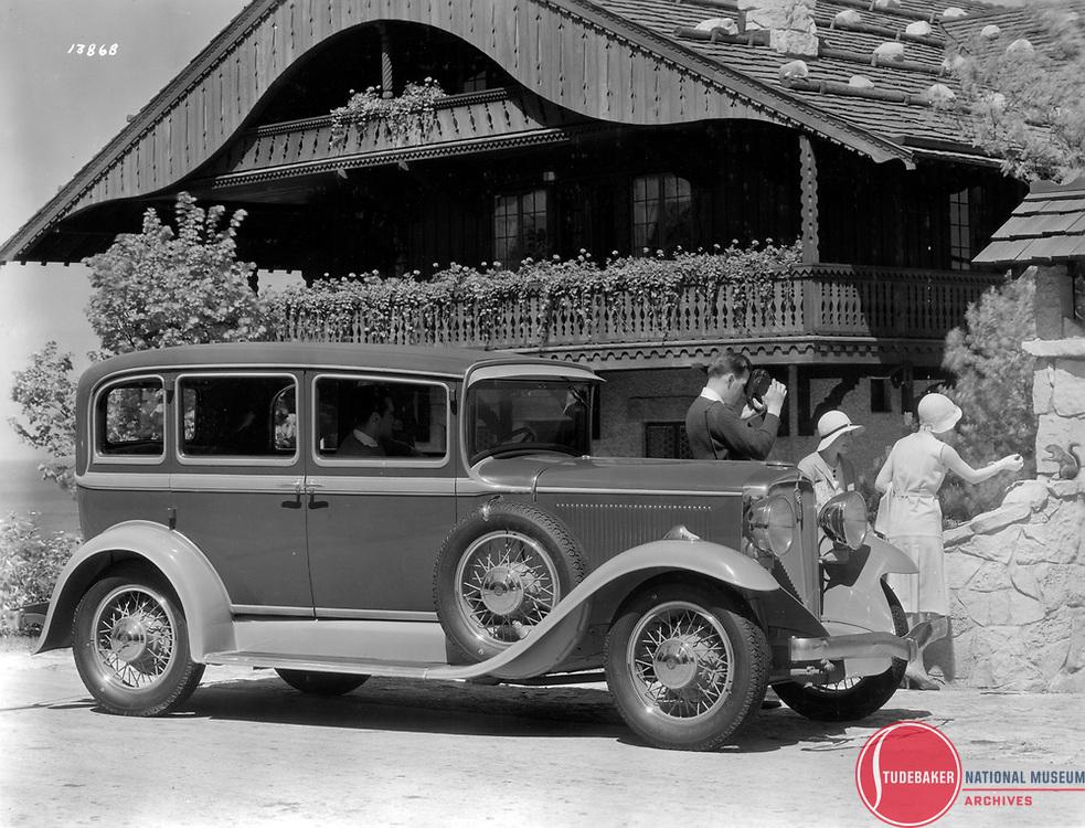 1931 Studebaker Dictator Sedan