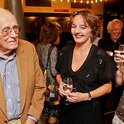 NLD/Amsterdam/20110929 - Presentatie biografie Mies Bouwman, Leen Timp en Sanne Wallis de Vries