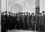 Ottoman soldiers (Turkish Army) in Palestine circa 1915