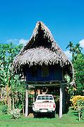 Bil Bil Vallage, Madang, Papua New Guinea<br />