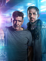 RELEASE DATE: October 6, 2017 TITLE: Blade Runner 2049 STUDIO: Columbia Pictures DIRECTOR: Denis Villeneuve PLOT: Thirty years after the events of the first film, a new blade runner, LAPD Officer K (Ryan Gosling), unearths a long-buried secret that has the potential to plunge what's left of society into chaos. K's discovery leads him on a quest to find Rick Deckard (Harrison Ford), a former LAPD blade runner who has been missing for 30 years STARRING: Harrison Ford as Rick Deckard, Ryan Gosling as K (Credit: © Columbia Pictures/Entertainment Pictures/ZUMAPRESS.com)