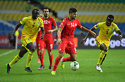 Tunisie's Ben Amor during the 2017Africa Cup of Nations (CAN) Group A match Zimbabwe vs Tunisie held at Stade de l'Amitie in Libreville, January 23, 2017. Photo by Christian Liewig ABACAPRESS.COM