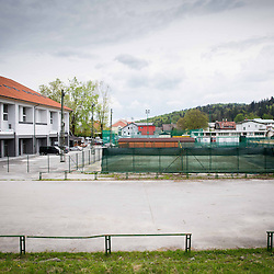 20140423: SLO, Infrastructure - Gym and park Ilirija Koseze
