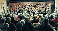 The Amherst Community Chorus performs its 14th annual concert on December 20, 2009.