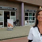 NLD/Amersfoort/20080813 - Beauty Medikos Amersfoort, Yolanda Werkman