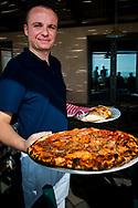 17-10-2015 -  Foto: Verdura Resort Pizza Siciliane. Genomen tijdens een persreis met de Rocco Forte Invitational op Verdura Golf & Spa Resort in Sciacca (Agrigento), Italië.