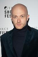 Adam Morse at the TriForce Short Film Festival gala ceremony, BFI Southbank, London, UK - 30 Nov 2019