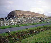 Traditional black house, Isle of Lewis, Western Isles, Outer Hebrides, Scotland
