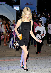 Peaches Geldof attends the Raffaello Summer Day 2013 at Kronprinzenpalais, Berlin, Germany. Friday June 21, 2013. Picture by Schneider-Press / John Farr / i-Images.<br /> UK & USA ONLY<br /> File photo - Peaches Geldof  died of heroin overdose coroner rules today Wednesday 23rd July 2014.