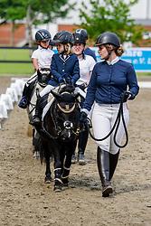 14.2, Pony-Führzügel-WB,Leck - Kreisjugendturnier 05. - 06.06.2021, Liv Schneidereit (GER), Charly,