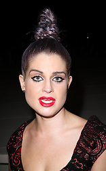 Kelly Osbourne at the Marc Jacobs show  at  New York Fashion Week, Monday, 10th  September 2012. Photo by: Stephen Lock / i-Images