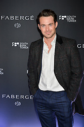 LONDON, ENGLAND 6 DECEMBER 2016: <br /> Jules Knight at the Fabergé Visionnaire DTZ Launch held on the 39th Floor Penthouse, South Bank Tower, Upper Ground, London, England. 6 December 2016.