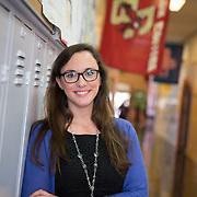 Karen Schreiner is a 2nd grade teacher at Aspire Monarch Academy in Oakland, California.