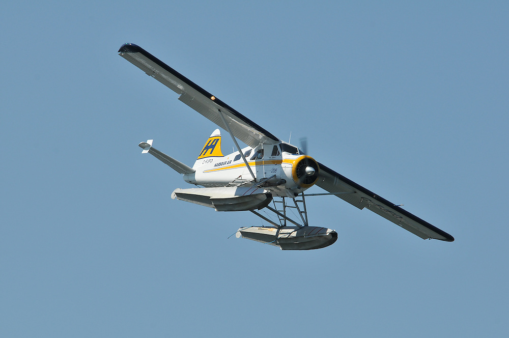 Harbour Air Beaver on floats