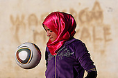 Women - Morocco, Unveiled Soccer