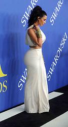Kim Kardashian at the 2018 CFDA Awards at the Brooklyn Museum in New York City, NY, USA on June 4, 2018. Photo by Dennis Van Tine/ABACAPRESS.COM