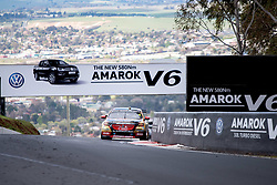 October 7, 2018 - Bathurst, NSW, U.S. - BATHURST, NSW - OCTOBER 07: David Reynolds / Luke Youlden in the Erebus Penrite Racing Holden Commodore climbs the mountain at the Supercheap Auto Bathurst 1000 V8 Supercar Race at Mount Panorama Circuit in Bathurst, Australia. (Photo by Speed Media/Icon Sportswire) (Credit Image: © Speed Media/Icon SMI via ZUMA Press)