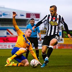 Mansfield Town v Chorley