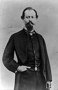 Miguel Gregorio de la Luz Atenógenes Miramón y Tarelo (November 17, 1831 – June 19, 1867) was a Mexican conservative general who claimed the presidency of Mexico for the conservative faction during the presidential term of Benito Juárez.