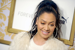 La La Anthony attending Roc Nation's The Brunch at One World Trade Center in New York City, NY, USA, on January 27, 2018. Photo by Dennis van Tine/ABACAPRESS.COM
