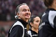 Gianfranco Ciaglia<br /> Banco di Sardegna Dinamo Sassari - PF Broni 93<br /> Legabasket Femminile LBF Techfind Serie A1 2020-2021<br /> Sassari, 12/12/2020<br /> Foto L.Canu / Ciamillo-Castoria