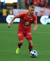 Fotball , 13. april 2019 , Eliteserien , Viking Stavanger - Brann Bergen.<br />Taijo Teniste of Brann<br />Foto: Andrew Halseid Budd , Digitalsport