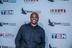 October 11, 2016 - Nashville, Tennessee, USA - Marvin Winans, Jr. at the 47th Annual GMA Dove Awards  in Nashville, TN at Allen Arena on the campus of Lipscomb University.  The GMA Dove Awards is an awards show produced by the Gospel Music Association. (Credit Image: © Jason Walle via ZUMA Wire)