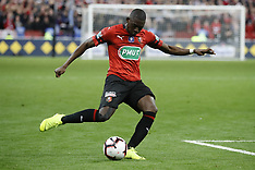 French Cup Final PSG vs Rennes - 28 April 2019