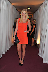 LARA STONE at the GQ Men of the Year 2011 Awards dinner held at The Royal Opera House, Covent Garden, London on 6th September 2011.