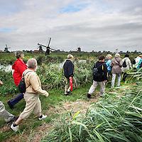 Nederland, Zaandijk , 11 september 2012..Gymgroep Maartje oefent in de Zaanstreek voor de Dam tot Damloop..Foto:Jean-Pierre Jans