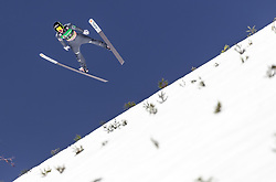 24.03.2019, Planica, Ratece, SLO, FIS Weltcup Ski Sprung, Skiflug, Einzelbewerb, Finale, im Bild Anze Semenic (SLO) // Anze Semenic of Slovenia during the individual competition of the Ski Flying World Cup Final 2019. Planica in Ratece, Slovenia on 2019/03/24. EXPA Pictures © 2019, PhotoCredit: EXPA/ JFK