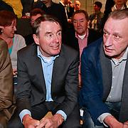 NLD/Amsterdam/20110221 - Boekpresentatie De Sportcanon, Hennie Kuiper en Rob Rensenbrink