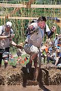 Tough Mudder event in Beaver Creek, Colorado