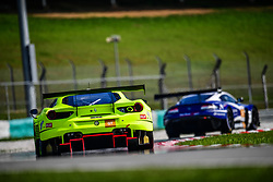 February 22, 2019 - Sepang, MALAISIE - 11 CAR GUY (JPN) FERRARI 488 GT3 GT TAKESHI KIMURA (JPN) KEI COZZOLINO (JPN) JAMES CALADO  (Credit Image: © Panoramic via ZUMA Press)