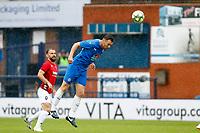 Jordan Keane. Stockport County FC 1-0 Salford City FC. Pre Season Friendly. 25.8.20