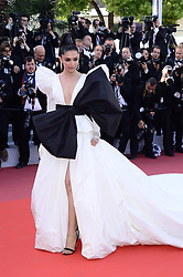 May 16, 2019 - WORLD RIGHTS.Cannes, France, 16.05.2019, 72th Cannes Film Festival in Cannes. The 72th edition of the film festival will run from May 14 to May 25. .Red carpet ''Rocketman''.NZ. Deepika Padukone .Fot. Radoslaw Nawrocki/FORUM (FRANCE - Tags: ENTERTAINMENT; RED CARPET) (Credit Image: © FORUM via ZUMA Press)