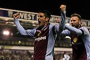 West Bromwich Albion v Aston Villa 251113