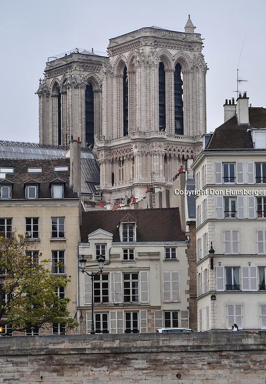 Notre Dame, Notre Dame de Paris, Paris, Paris street scene