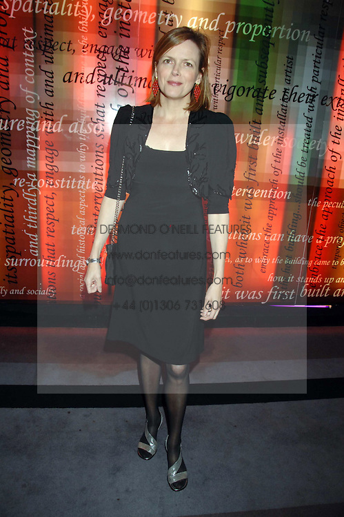The COUNTESS OF WOOLTON at a party to launch a new collection of jewellery by Stephen Webster for De Beers entitles 'Burning Rocks' held at The Bloomsbury Ballroom, Bloomsbury Square, London WC1 on 26th June 2007.<br /><br />NON EXCLUSIVE - WORLD RIGHTS
