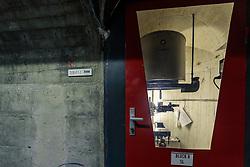 THEMENBILD - ein Lot zur Vermessung in der Mooserboden Staumauer, aufgenommen am 15. Juni 2017, Kaprun, Österreich // a solder for measuring in the Mooserboden dam on 2017/06/15, Kaprun, Austria. EXPA Pictures © 2017, PhotoCredit: EXPA/ JFK