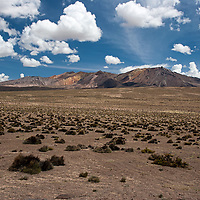 Lauca is the northernmost located National Park in Chile and it has been declared UNESCO Biosphere Reserve in 1981.