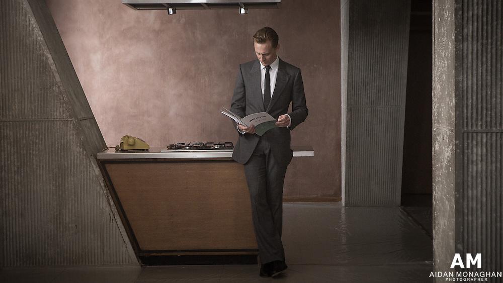 High Rise - Dr Robert Laing (Tom Hiddleston