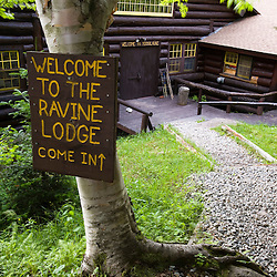 The Dartmouth Outing Clubs Moosilauke Ravine Lodge New Hampshire USA